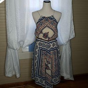NWT Anthropologie Moon River Boho Dress